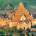 Dhammayangyi Temple - Bagan by Luciano Mortula