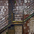Diagonal Stairs by Murray Bloom