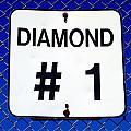 Diamond 1 by Valentino Visentini