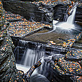 Diamond Falls by Eduard Moldoveanu