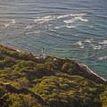 Diamond Head Lighthouse by Mitch Shindelbower