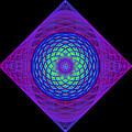 Diamond Swirl by Sandy Keeton
