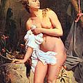 Diana by Marc Gabriel Charles Gleyre
