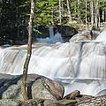 Dianas Bath - North Conway New Hampshire Usa by Erin Paul Donovan