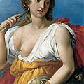 Diane The Huntress by Giuseppe Cesari