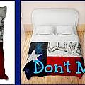 Dianochedesigns Texas Flag by Patti Schermerhorn