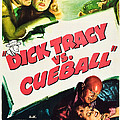 Dick Tracy Vs. Cueball, Morgan Conway by Everett