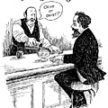 Dickens' First Encounter With A Martini by J.B. Handelsman