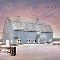 Dickey Hill Farm by Lori Deiter