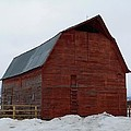 Dictionary's Red Barn by Eric Tressler