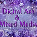Digital Art And Mixed Media by Donna Proctor