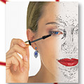 Abstract Make Up by Joseph LaPlaca