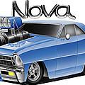 Digital Nova by Lyle Brown