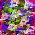 Digital Touch Paint by Gayle Price Thomas