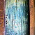 Dilapidated Door by Gerry Bates