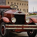 Dillon Montana Vintage Fire Truck by Image Takers Photography LLC - Laura Morgan