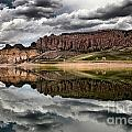 Dillon Reflections by Adam Jewell