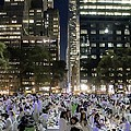 Diner En Blanc New York 2013 by Lilliana Mendez