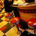 Diner Stools by Eva Kato