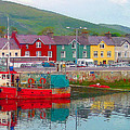 Dingle Ireland by Jim McCullaugh