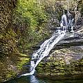 Dingmans Falls by Ray Summers Photography