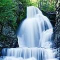 Dingmans Ferry Falls by Lucy Raos