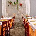 Dining Al Fresca by Annie  DeMilo