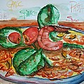 Dinner by Elaine Duras