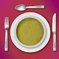 Dinner Setting 01 by Jo Roderick