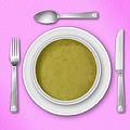 Dinner Setting 03 by Jo Roderick