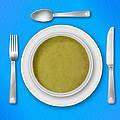 Dinner Setting 05 by Jo Roderick