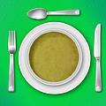 Dinner Setting 06 by Jo Roderick