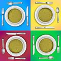 Dinner Setting Combo 05 by Jo Roderick