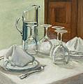 Dinner Table by Sarah Parks