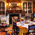 Dinning Room by Svetlana Sewell