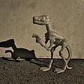 Dino Dark Medium Sepia by Rob Hans