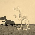 Dino Sepia by Rob Hans