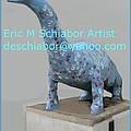 Dino The Bayville Dinosaur by Eric  Schiabor