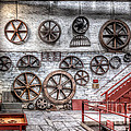 Dinorwig Quarry Workshop by Adrian Evans