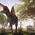 Dinosaur Spinosaurus by Science Picture Co