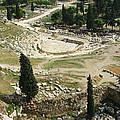 Dionysus Amphitheater by Ellen Henneke