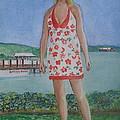 Diosa Del Mar by Frank Hunter
