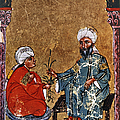 Dioscorides And Student by Granger