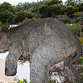 Diprotodon by Miroslava Jurcik