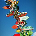 Directions Signs by Carlos Caetano