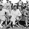 Director Douglas Fairbanks by Underwood Archives