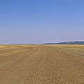 Dirt Road Passing Through A Landscape by Panoramic Images