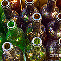Dirty Bottles by Carlos Caetano