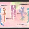 Disco Abstract by Ronald Jones aka RJ