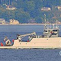 Discovery Bay Military Ops Ship by Tap On Photo